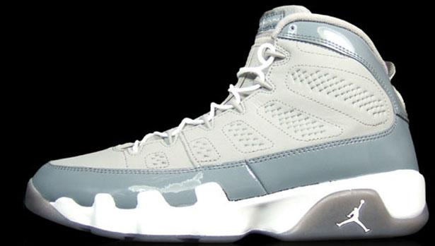 Air Jordan 9 Retro Cool Grey '12