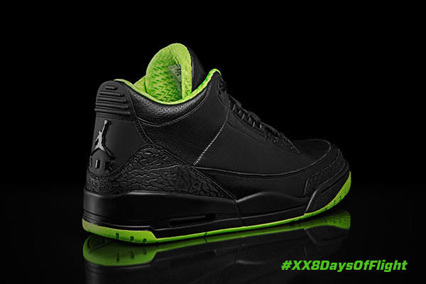 Jordan Brand XX8 Days of Flight // Air Jordan III (2)