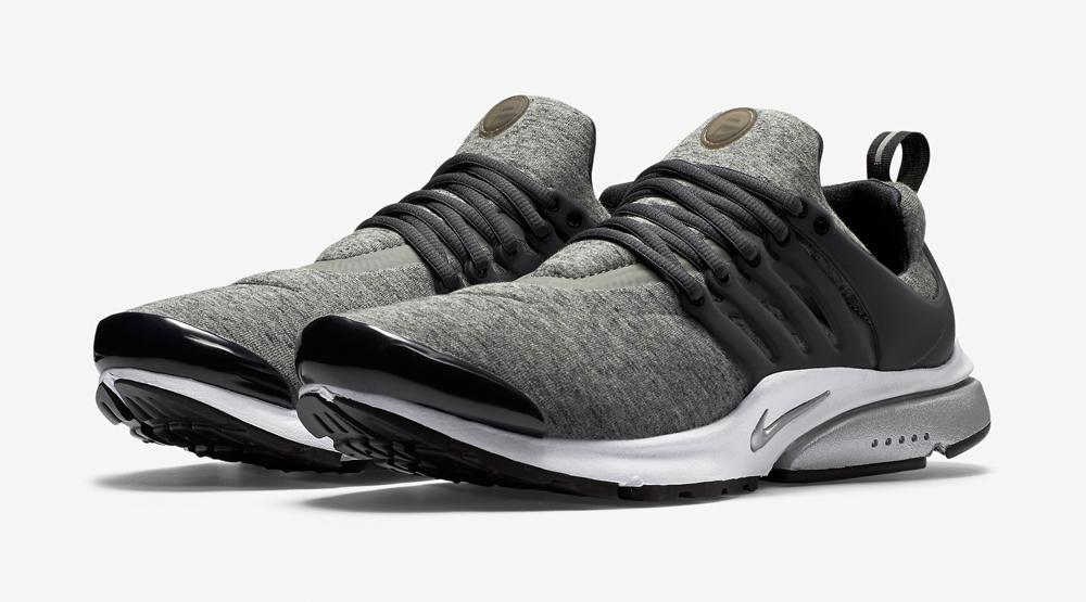 Nike Air Presto Fleece Grey