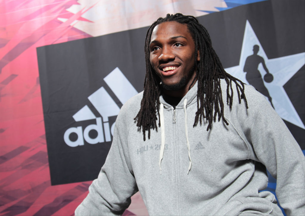 adidas Basketball Athletes Celebrate NBA All-Star // Kenneth Faried (3)