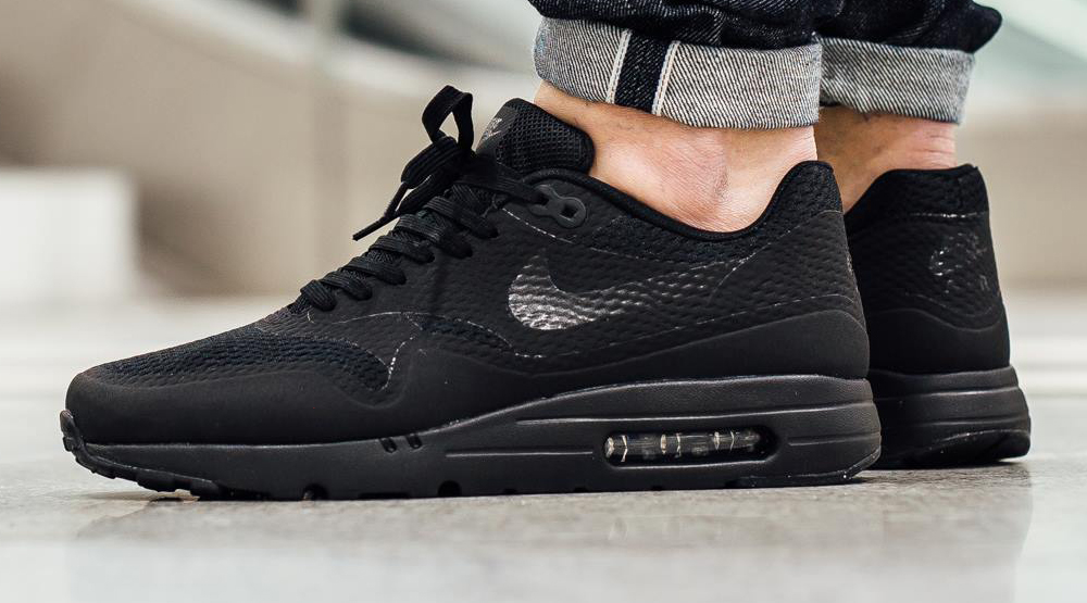 Nike Air Max 1 Ultra Essential Blackout