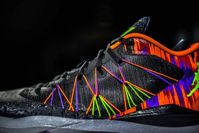 edbd5d93d2c497 This version of the CP3.VII features a black upper accented by a  multi-color heel panel