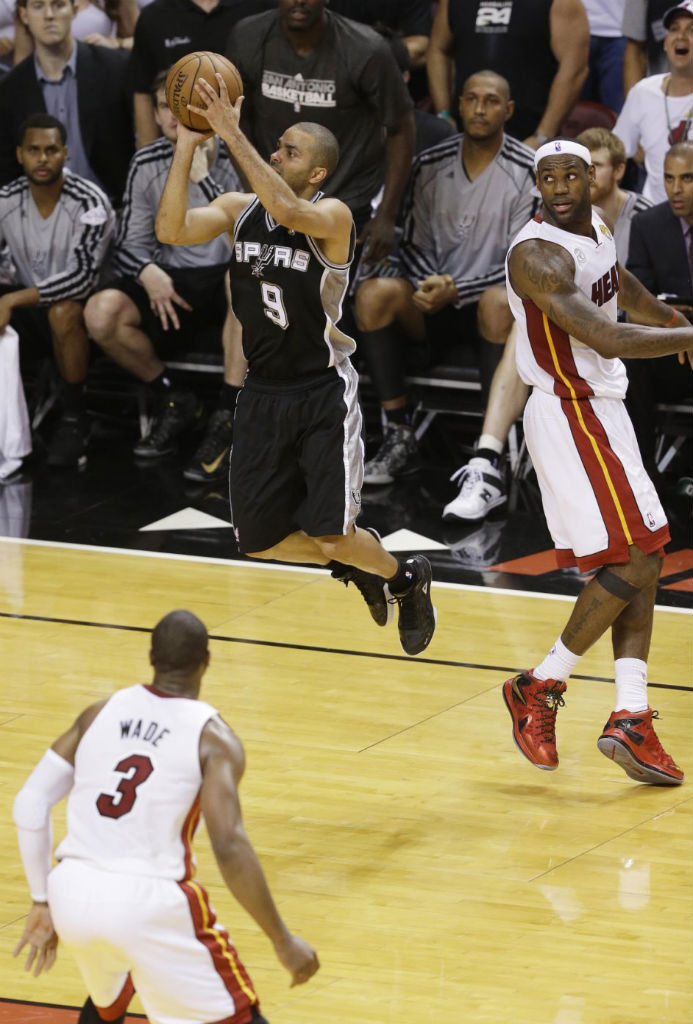 Tony Parker Beats The Clock In Peak Team Lightning PE (5)