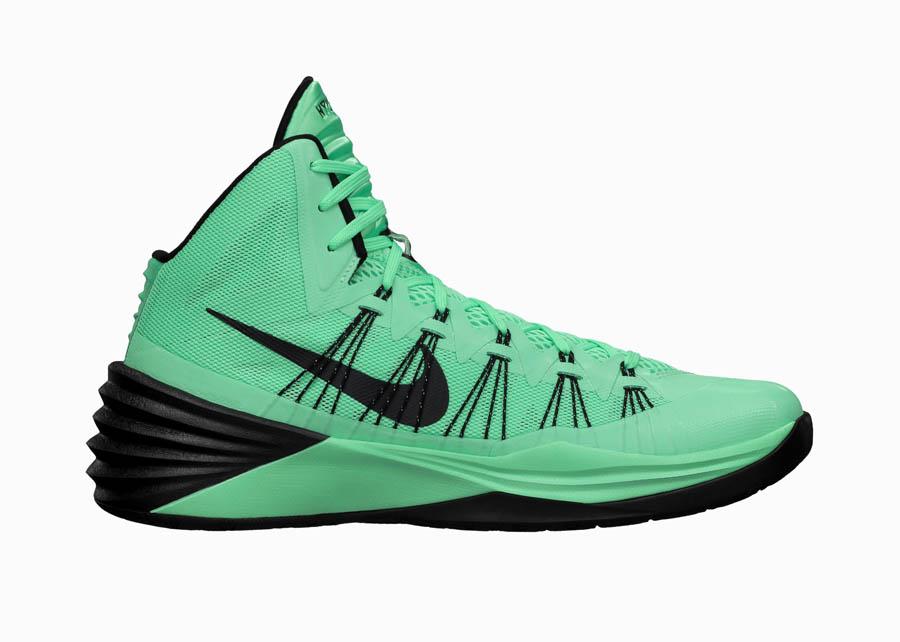 a5837978a5e6 Nike Hyperdunk 2013 - Green Glow