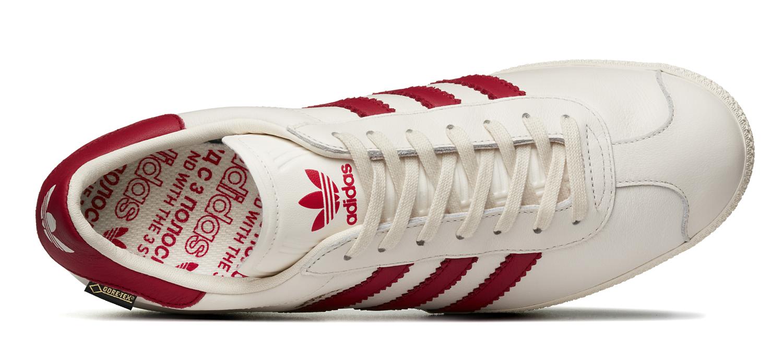 Adidas Moscow Gore-Tex Gazelle Top