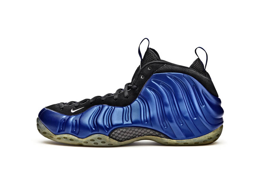 Next in Nike's 20 Designs That Changed the Game is the iconic Air Foamposite  One.