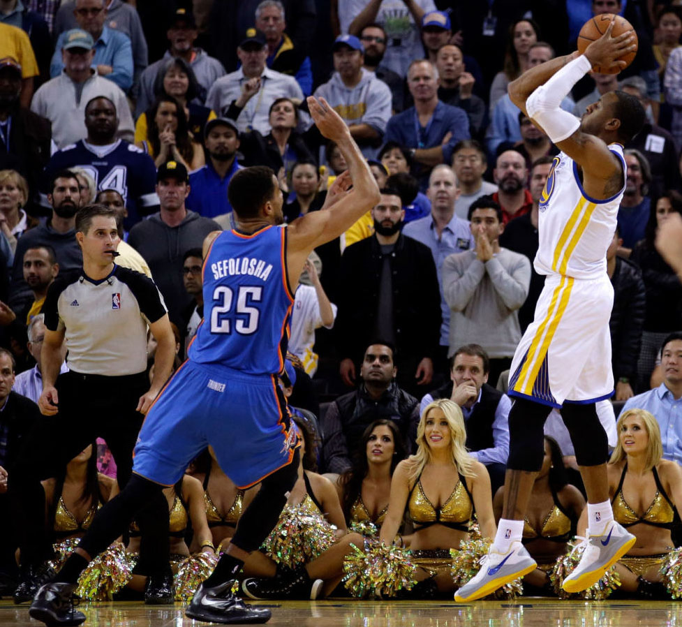 Andre Iguodala Hits Game-Winner in Nike Hyperfuse 2012 Low (2)