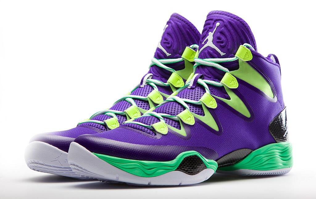 Air Jordan XX8 SE Mardi Gras PE for Russell Westbrook