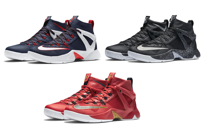 415e9f468c80 Here Are Official Images of the Nike LeBron Ambassador VIII