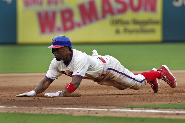 MLB Watch Best of 2013 Jimmy Rollins Jordan 13 PE