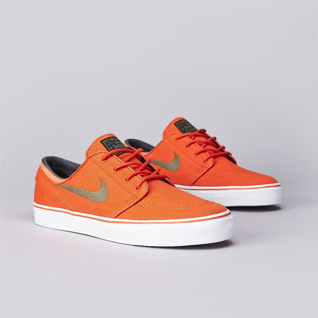 nike sb zoom stefan janoski urban orange sole collector. Black Bedroom Furniture Sets. Home Design Ideas