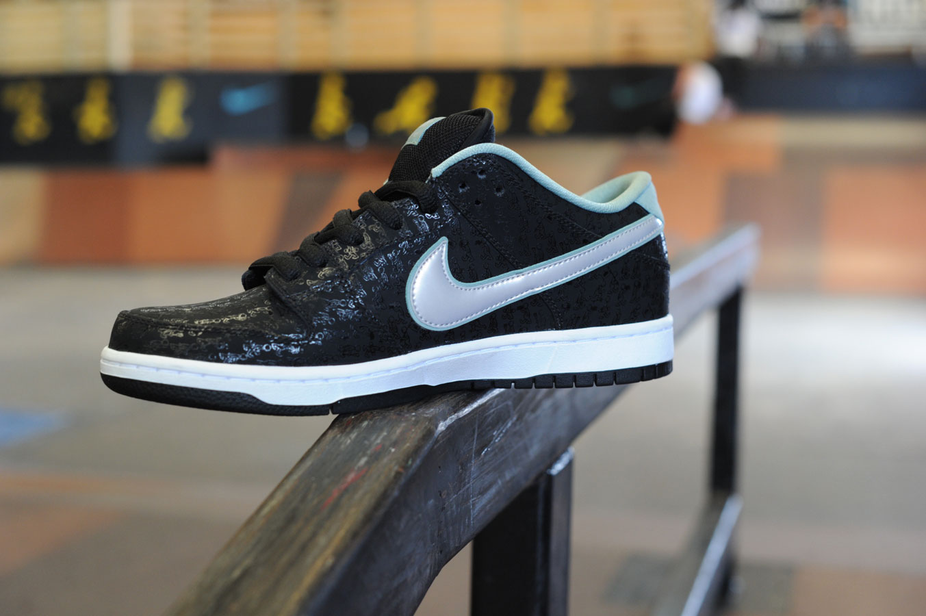 check out dc6a8 8f556 Skate Park of Tampa presents its newest collaboration with Nike SB, a Lance  Mountain-designed Dunk Low celebrating SPoTs 20th anniversary.