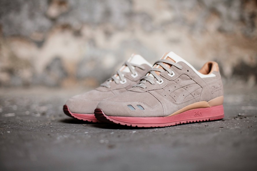 Rumored release dates for the Packer Shoes x Asics Gel Lyte III