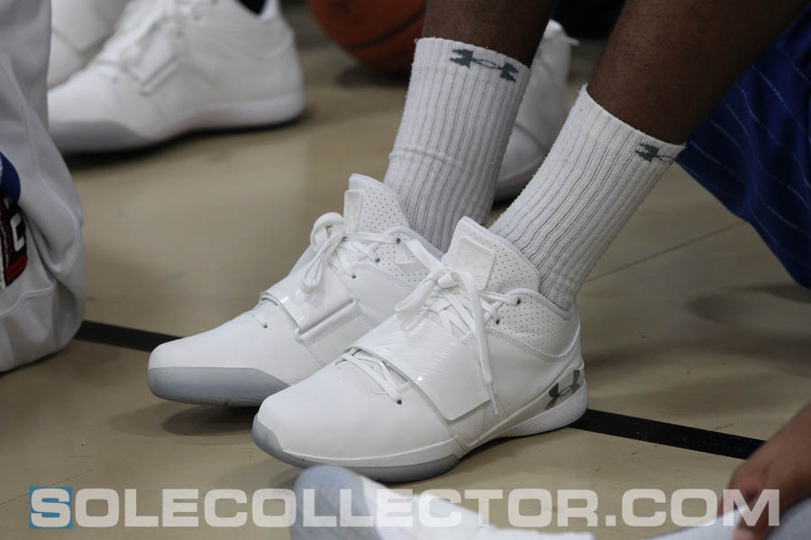Under Armour Bloodline White Brandon Jennings Invitational (2)