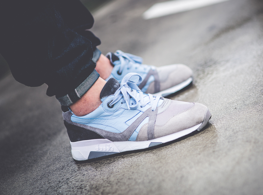 best loved 58eaf af01c Solebox Looks to Venice for Inspiration on their Diadora Collab