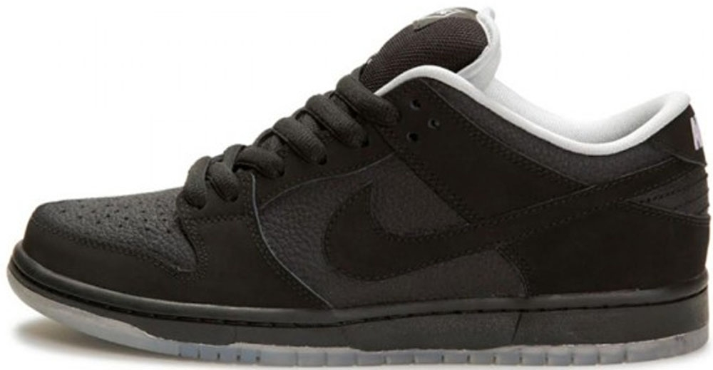 Nike Dunk Low Premium SB Black/Black