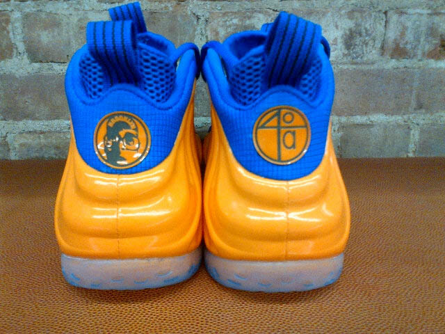 Nike Air Foamposite One Spike Lee Knicks (2)