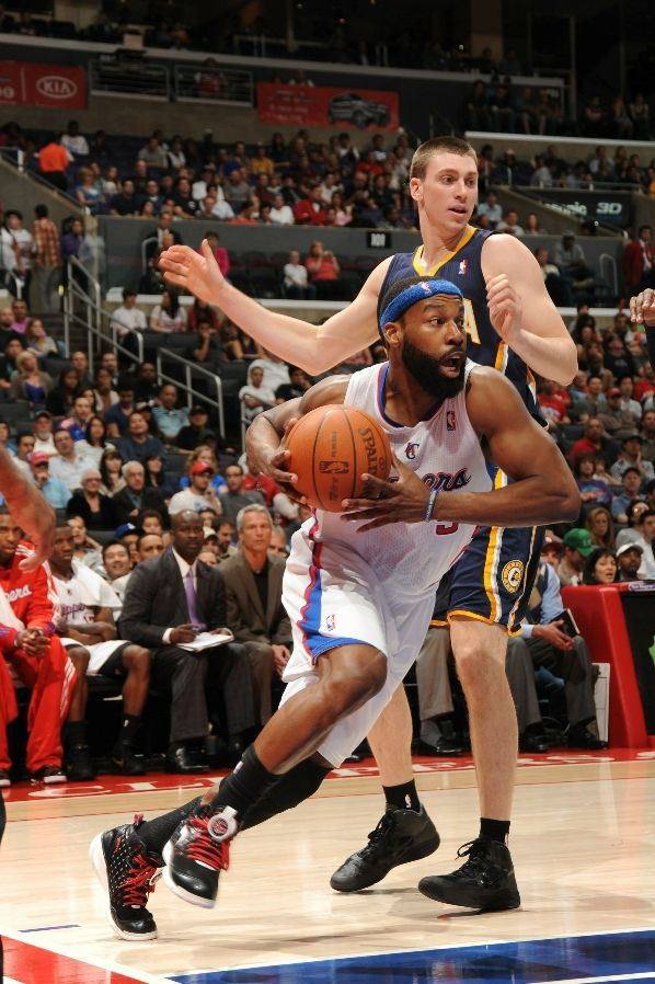 Baron Davis Wearing The Li Ning Bd Doom