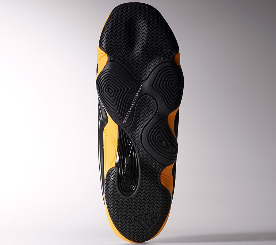 adidas Crazy 2 II KB8 Black/Yellow (3)