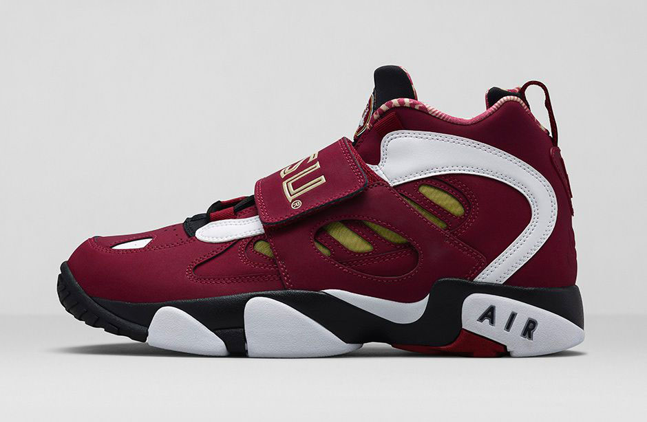 08210762c345 Nike Air Diamond Turf II 2 Florida State FSU 700867-600 (2)