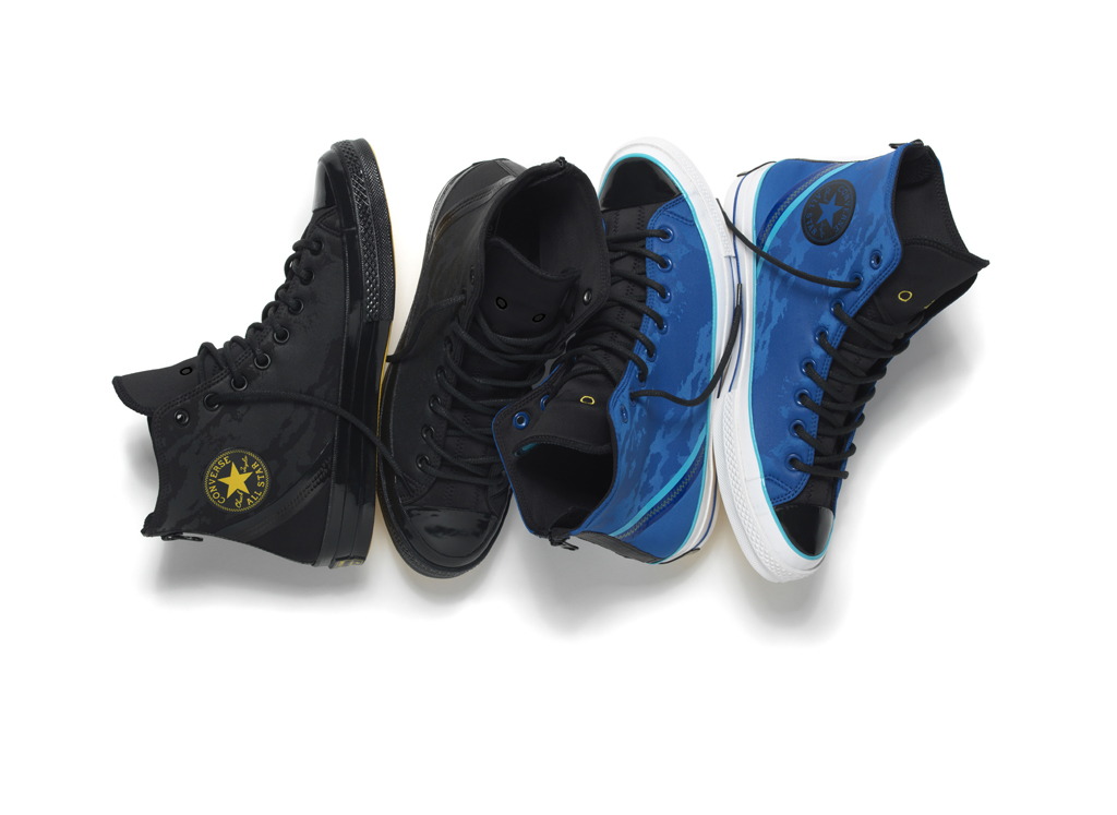 604133a1ba04e5 These  Wetsuit  Converse Chuck Taylors Are Winter-Approved