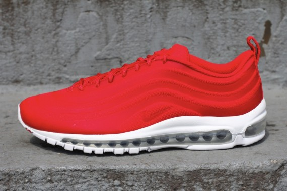 The Air Max 97 headlines Nike Sportswear's classic running footwear  selection for the spring with this all new colorway of the re-designed