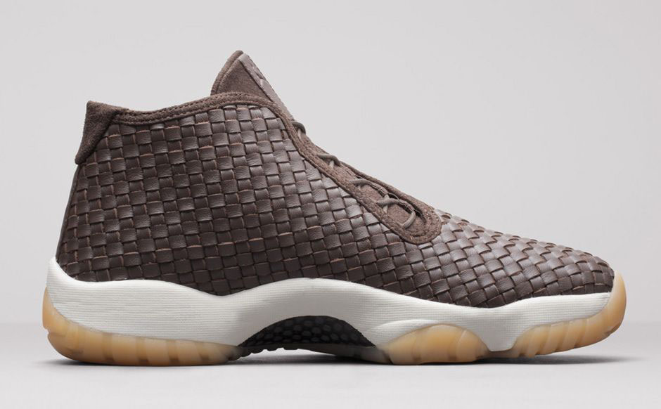 newest 2397f 1f00f Air Jordan Future Premium Dark Chocolate 652141-219 (3)