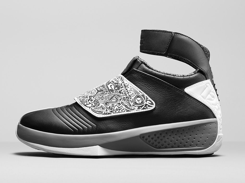 The Air Jordan XX u0027Cool Greyu0027 Has