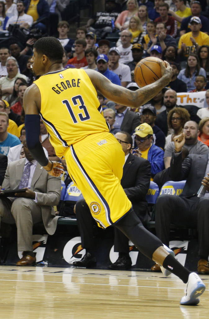 What Size Shoe Does Paul George Wear