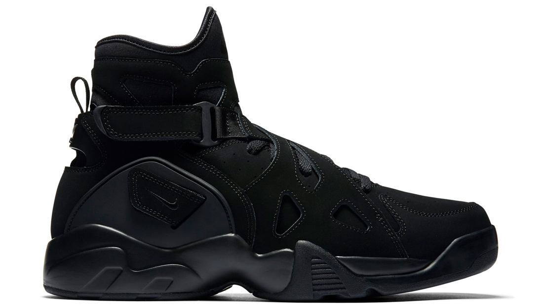 NikeLab Air Unlimited Triple Black Sole Collector Release Date Roundup