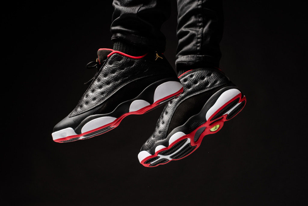 547ca412de6 The Best Look at the Upcoming 'Bred' Air Jordan 13 Low | Sole Collector