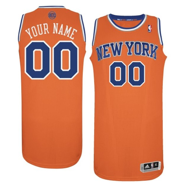 super popular 7c7c6 82063 New York Knicks Unveil Orange Alternate Jerseys | Sole Collector