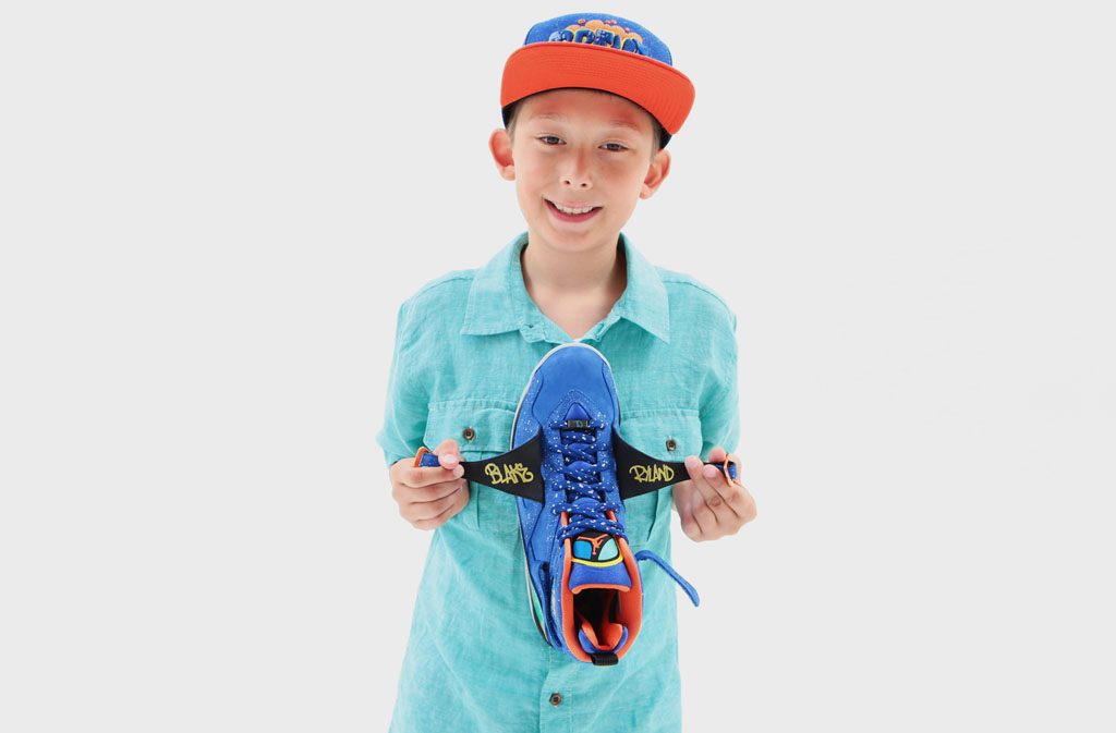 newest 78eae 6d4ba Air Jordan 8 Doernbecher by Caden Lampert | Sole Collector