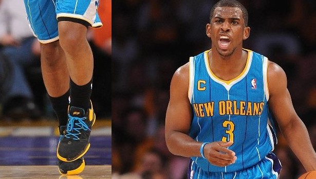 Sneaker Watch: Chris Paul Issues The League A Friendly Reminder