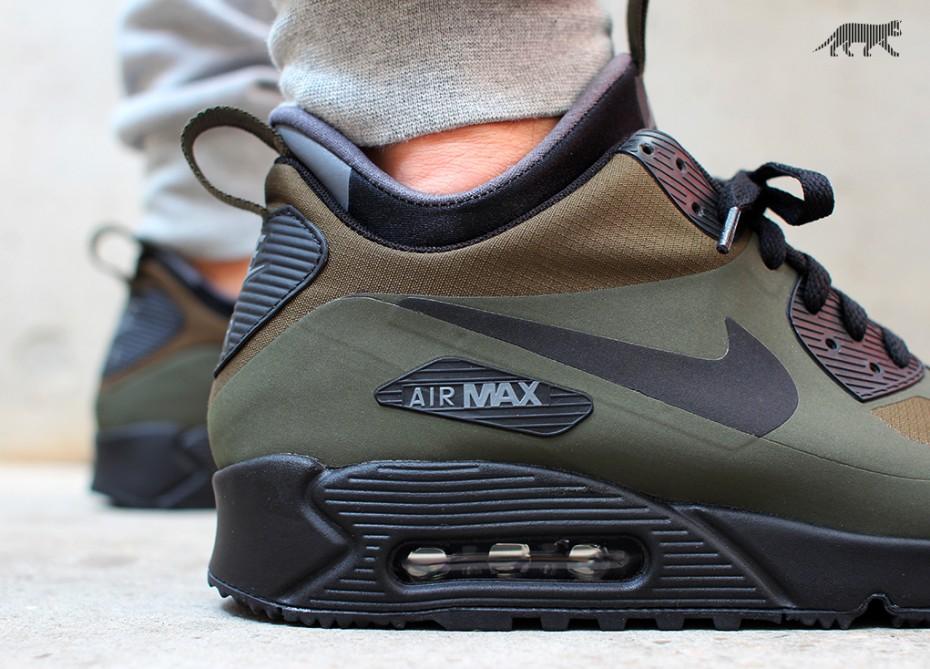 Nike Air Max 90 Mid Winter - Men's