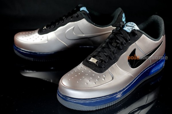 cheap for discount 7fb2a b30f6 Nike Air Force 1 Foamposite Pro Low - Pewter | Sole Collector