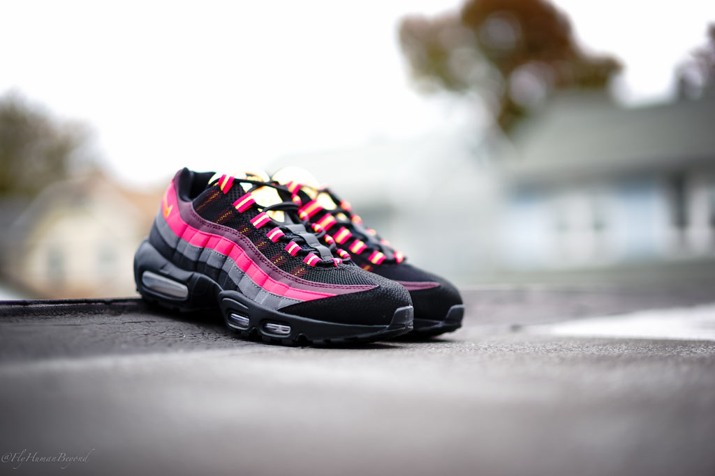 Nike Air Max 95 Essential DTLR Musslan Restaurang och Bar