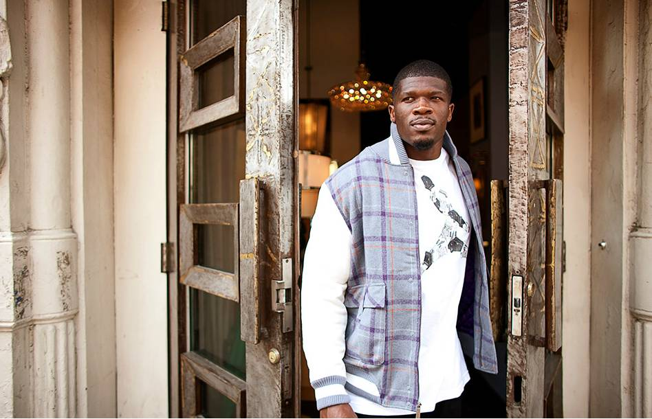 Jordan Brand Fall Holiday 2011 Apparel Look Book featuring Andre Johnson 99531737814f