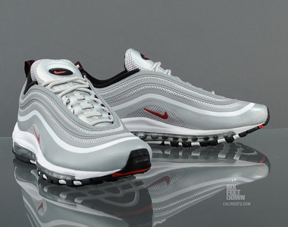 Nike Air Max 97 Hyperfuse Og Metallic Silver