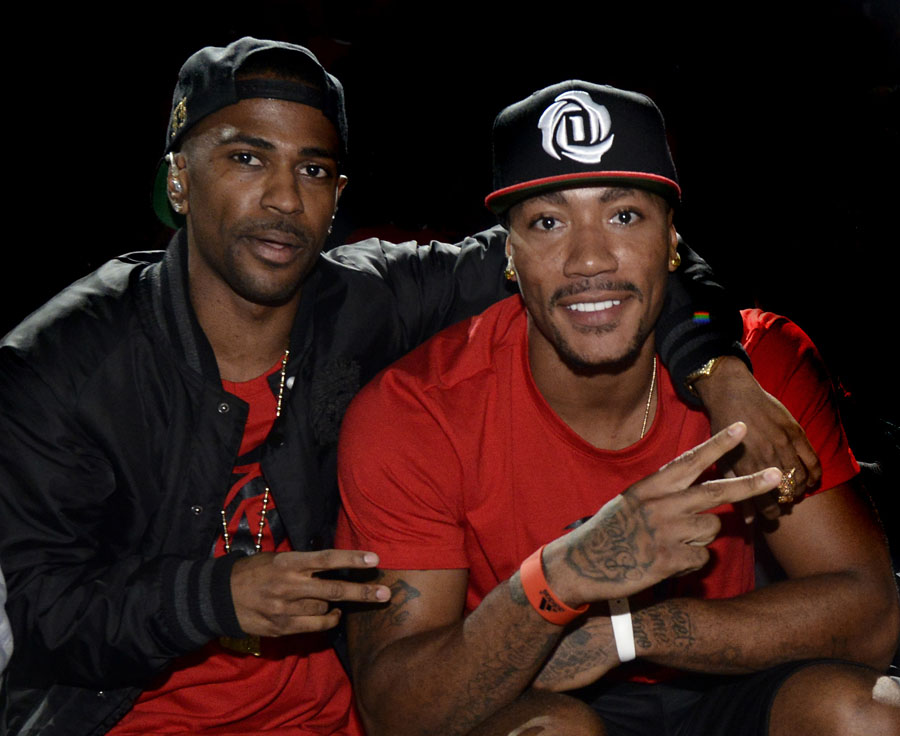 adidas x Derrick Rose 'all in for Chicago' Event Photos (4)