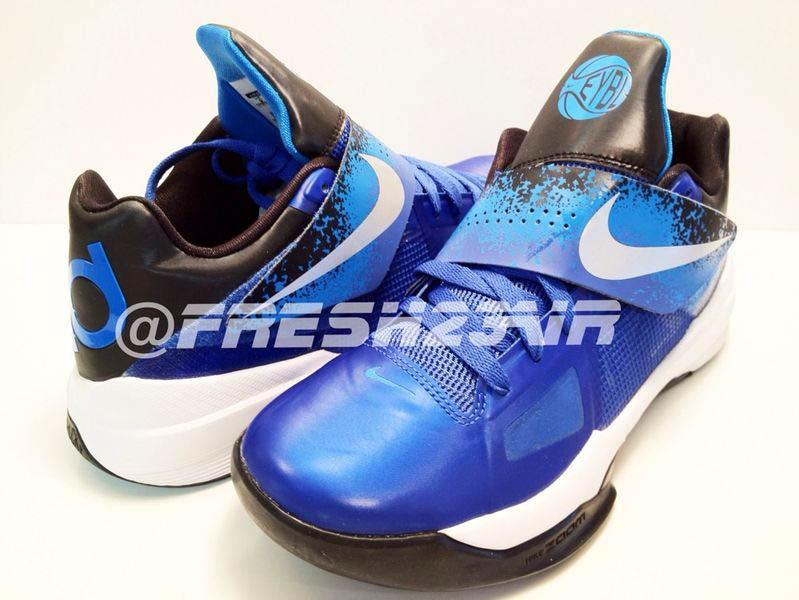 sports shoes 95b7c 9f857 ... sale nike zoom kd iv eybl elite youth basketball league 2 5cae5 5af04
