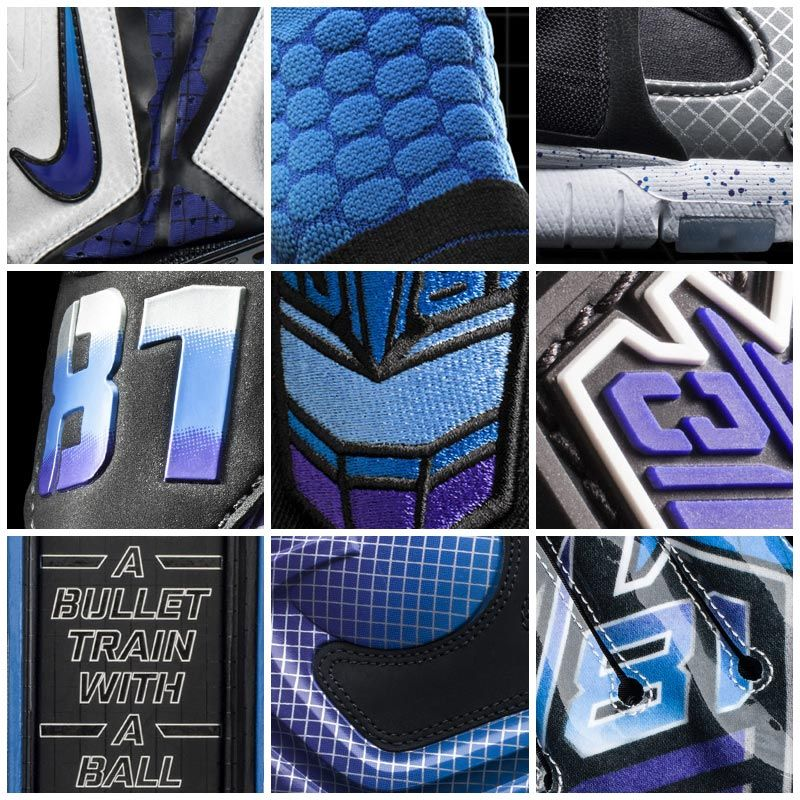 Nike Calvin Johnson CJ81 Megatron Collection (10)