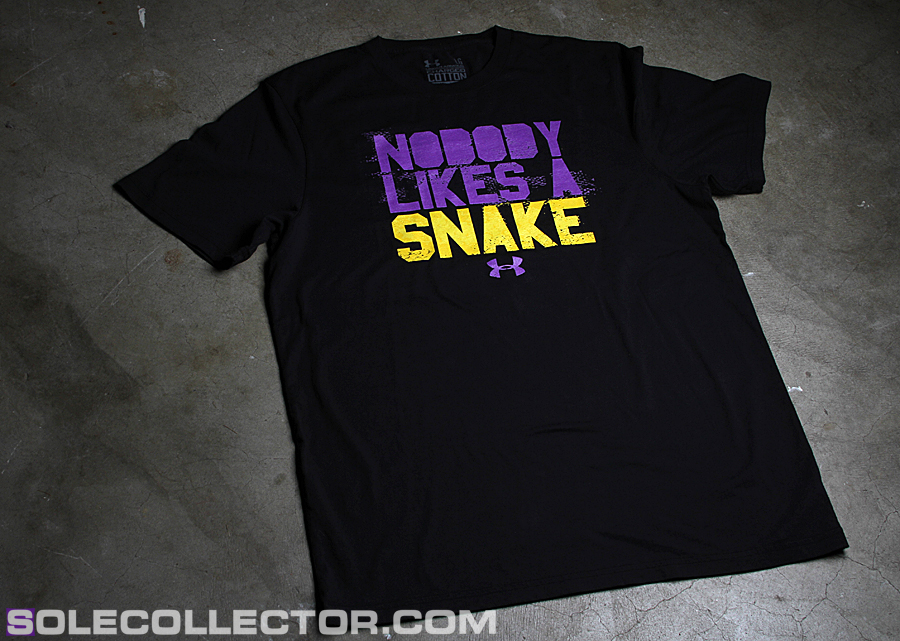 "Under Armour ""Nobody Likes A Snake"""