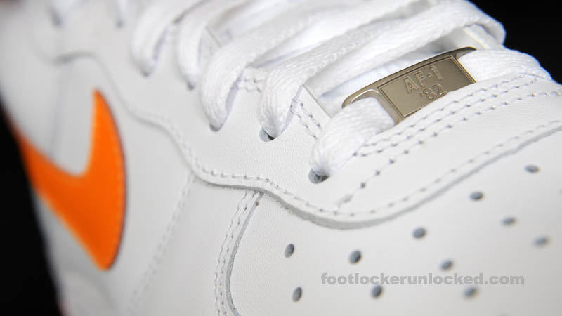 Nike Air Force 1 High White Vivid Orange 315121-180 (8)