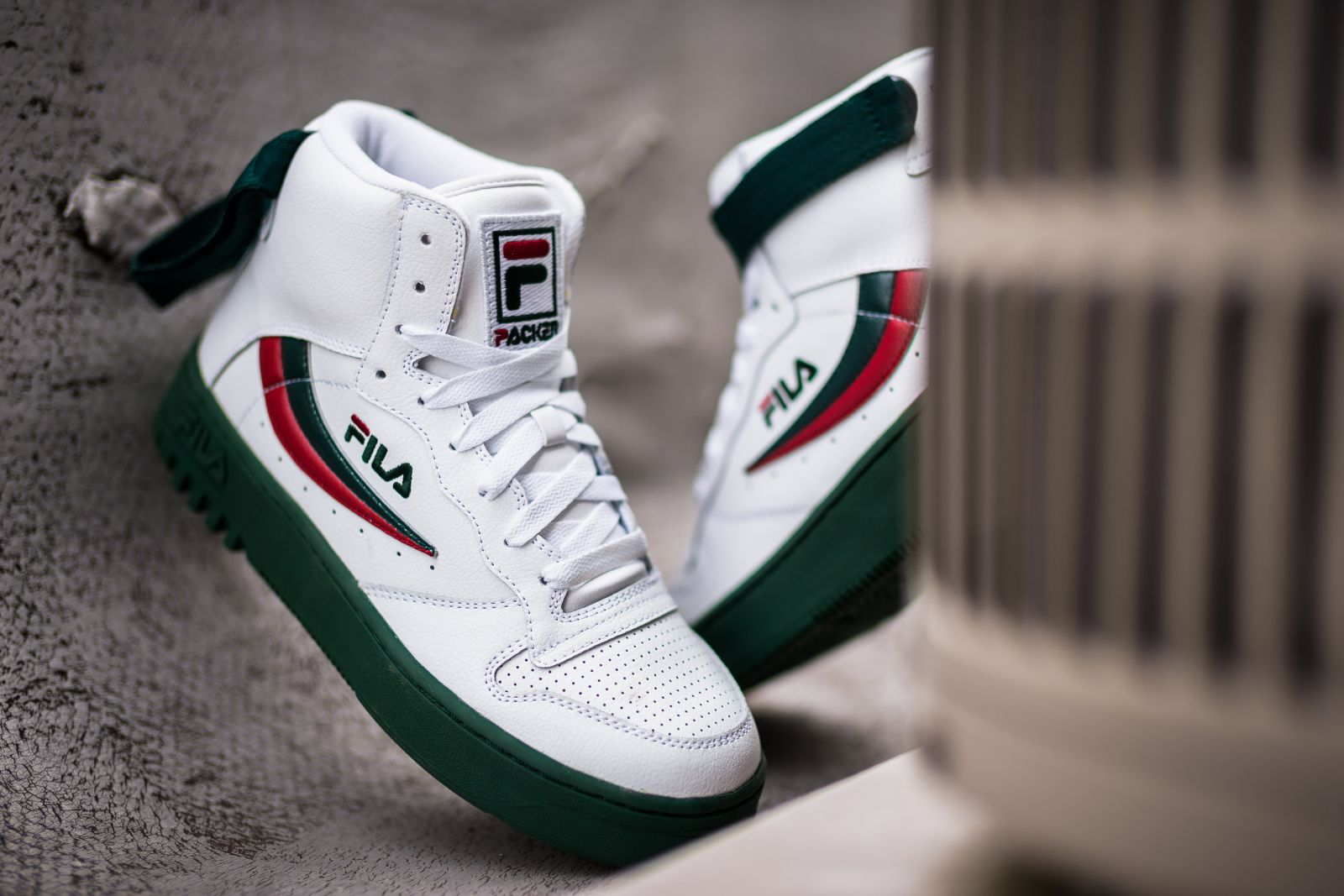 Fila Teams Bring Sole 100 Packer With The Back Shoes To Up Fx TIxCqC6w5
