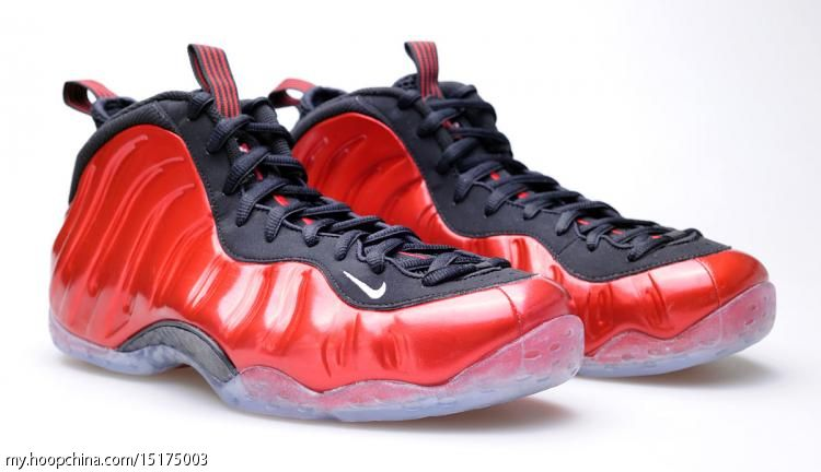 wholesale dealer f4f5d 83376 Nike Air Foamposite One Metallic Red 314996-610