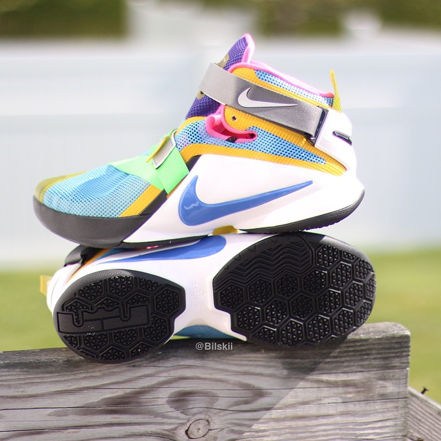 What s Going on With the Nike LeBron Soldier 9   e64135d4b
