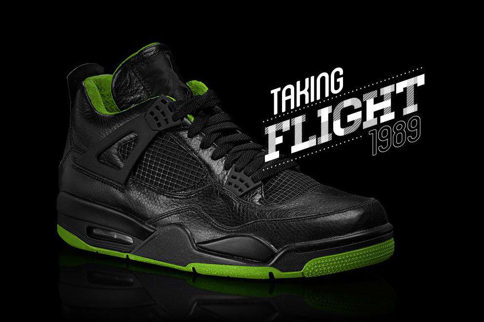 sports shoes 8b0b9 887da Jordan Brand XX8 Days Of Flight - Air Jordan IV | Sole Collector