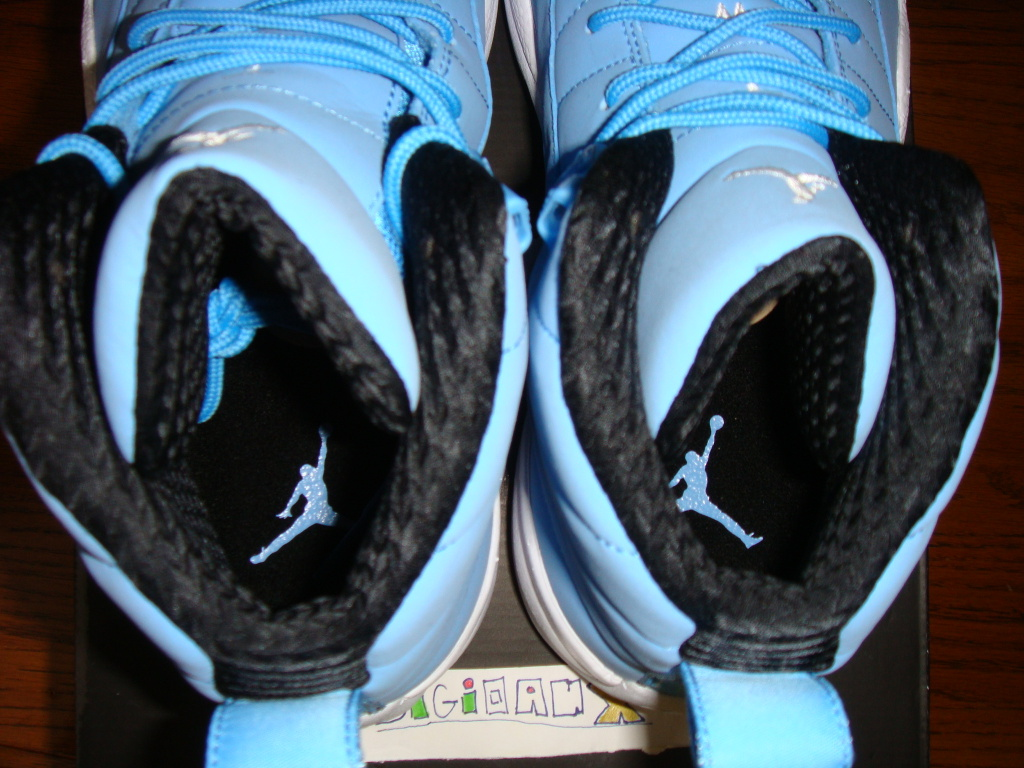 d035068dc8f Air Jordan Retro 12 - For the Love of the Game - Non-Laser Sample ...