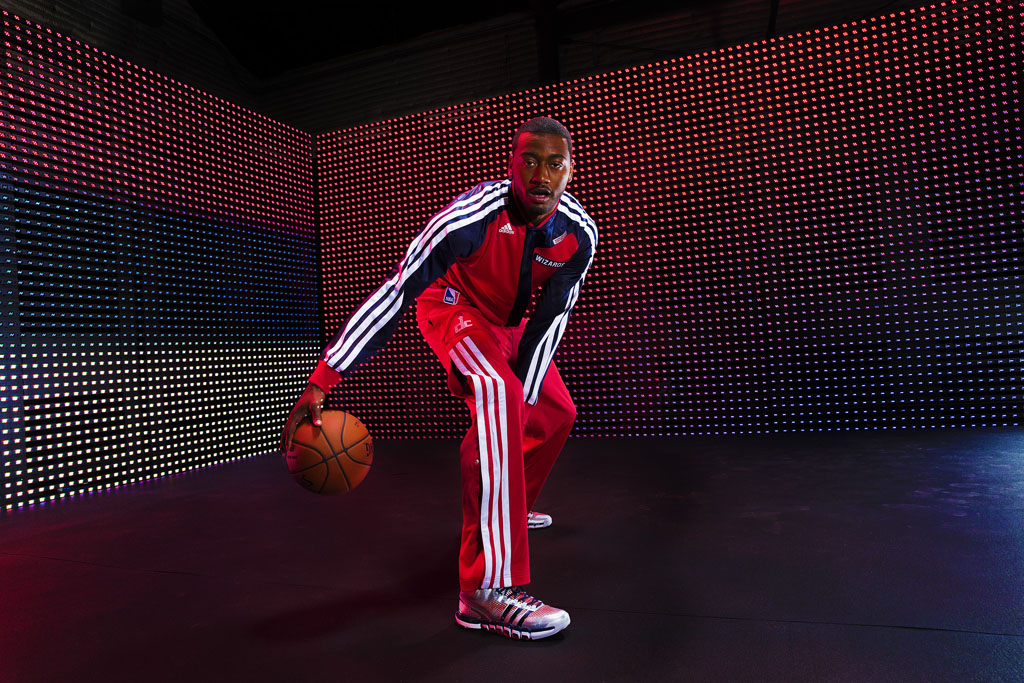 adidas 2013-2014 NBA On-Court Collection // John Wall (1)